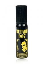 Spray retardant Retard 907 : Gardez le contrôle de votre érection et prolonger le plaisir.