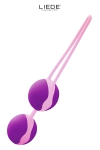 Love balls rose et violet - Liebe