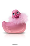 Canard My Duckie Paris Travel - rose