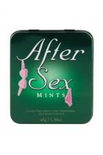 Bonbons pénis After Sex Mints