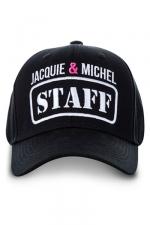 Casquette Jacquie et Michel Staff