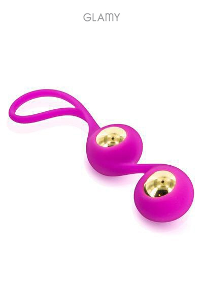 Gold Love Balls